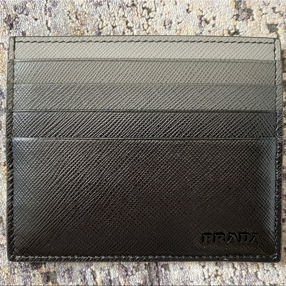 Men's Prada Cardholder/Wallet